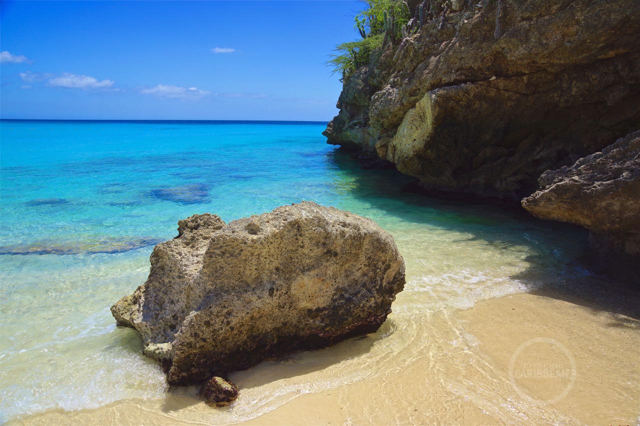 Grote knip Curaçao
