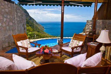 Saint Lucia - Ladera