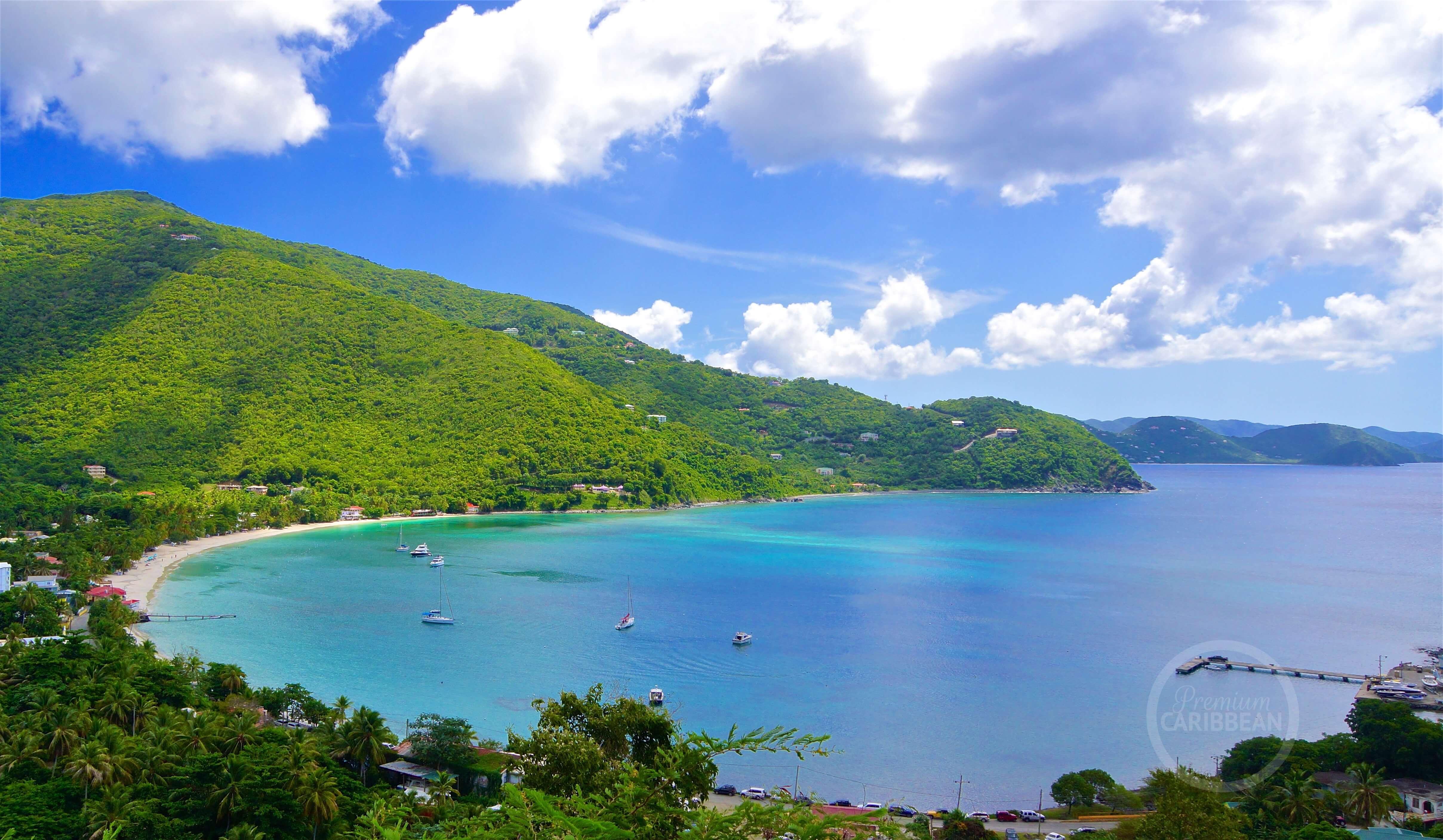 Jost Van Dyke >> Top 5 mooiste stranden van Tortola
