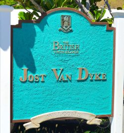 Welcome to Jost van Dyke