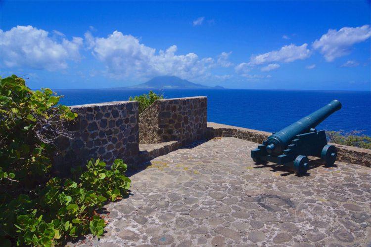Fort de Windt Sint-Eustatius