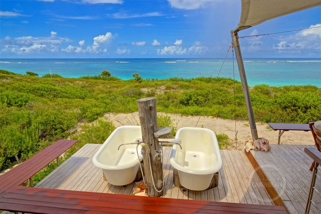 Glamping in the Caribbean: Anegada Beach Club