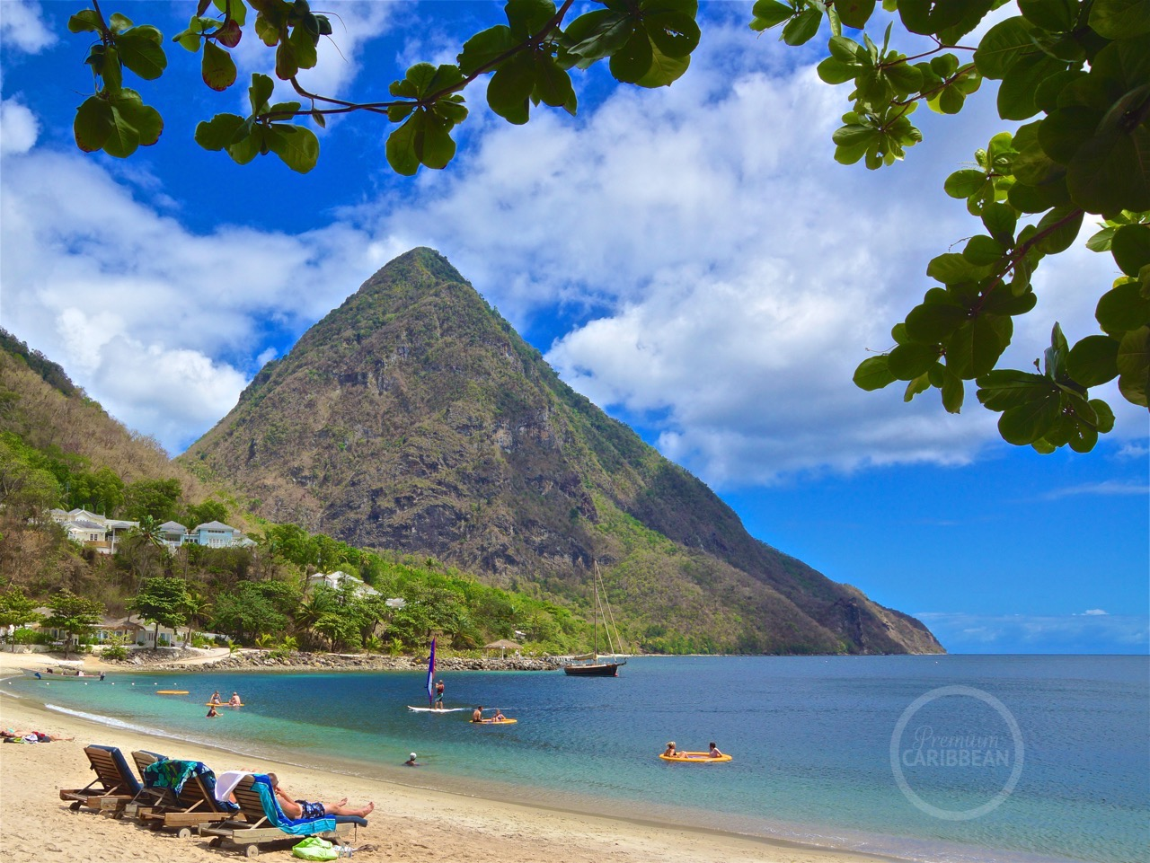Petit Piton St. Lucia
