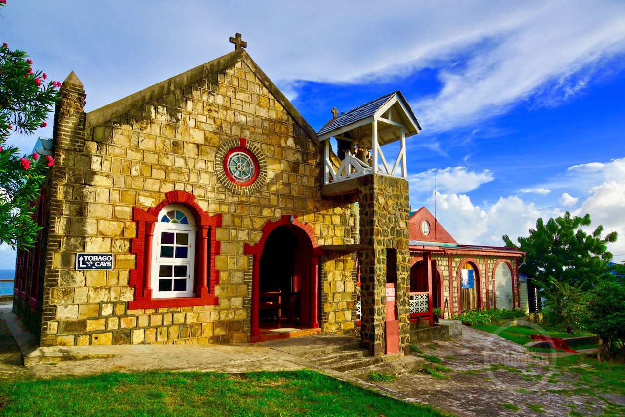 Mayreau church Grenadines