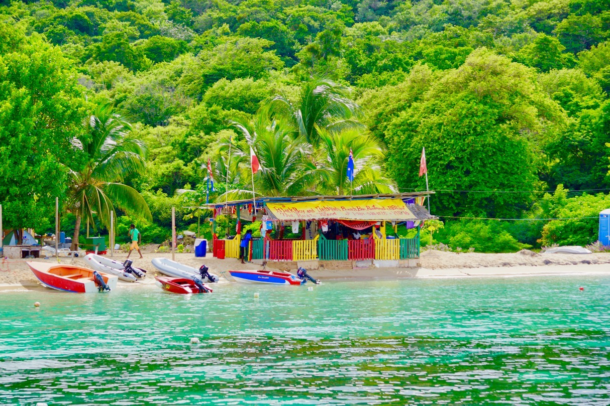 Mayreau Saltwhistle Bay Grenadines