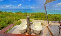 Bathtub Deck Anegada Beach Club