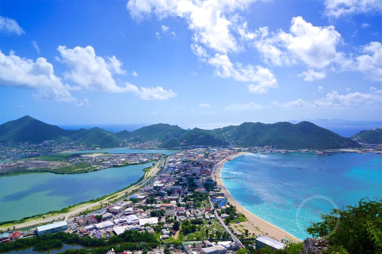 Waar op Sint-Maarten vind ik Fort Willem en hoe kom ik er?